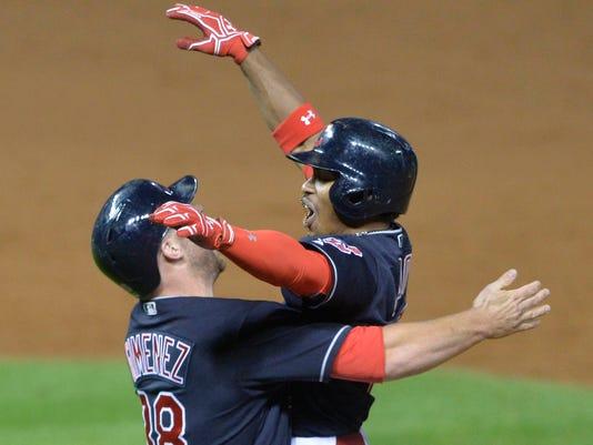 MLB: Washington Nationals at Cleveland Indians