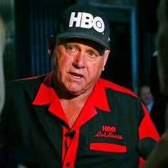 Dennis Hof, Nevada's bombastic legal pimp and Assembly candidate, has died