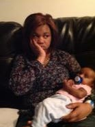 Missing teen Shytione A. McIntosh and 3-month-old Zymyere McIntosh.