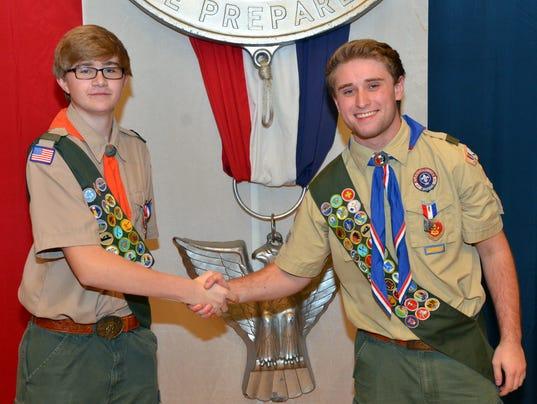 FRM eagle scouts