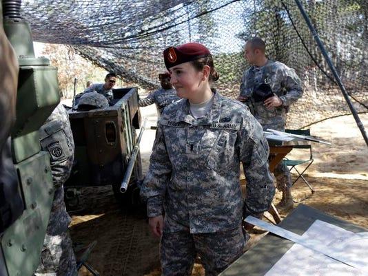 Women in Combat (2)