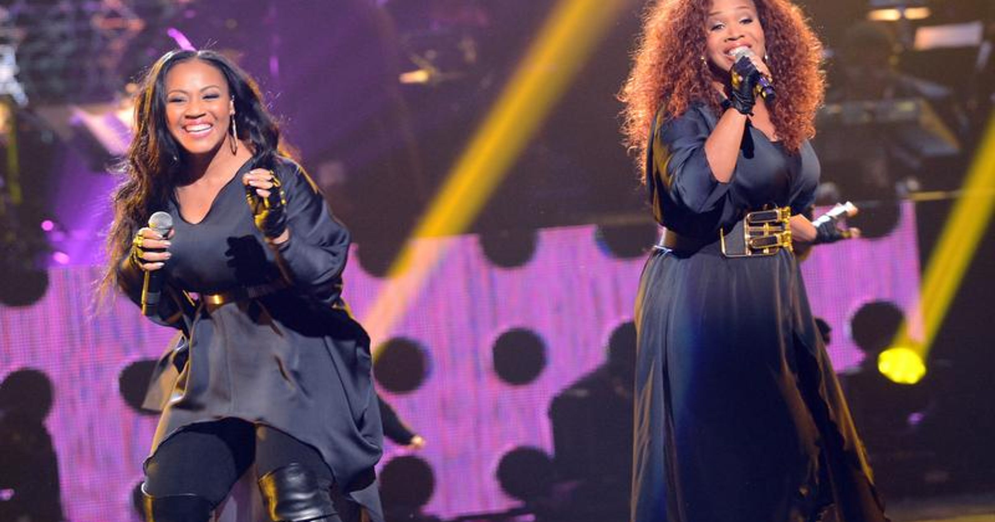 Gospel Singer of Mary Mary Erica Campbell Plants Church in