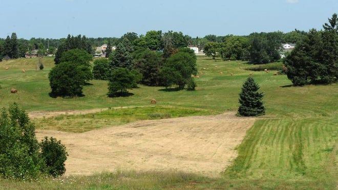 Lansing's Waverly Golf Course.