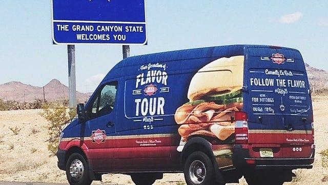 Philadelphia's Dietz & Watson food truck is headed to Scottsdale.