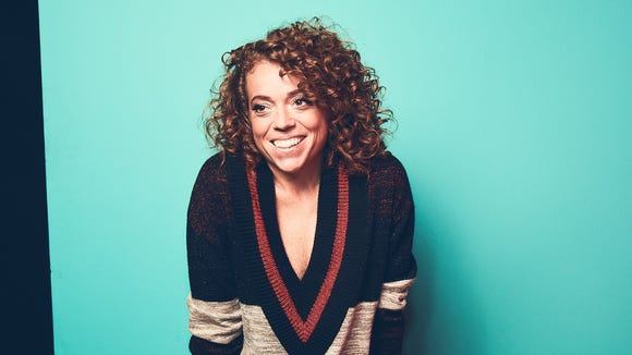Michelle Wolf hosts Netflix's 'The Break.'