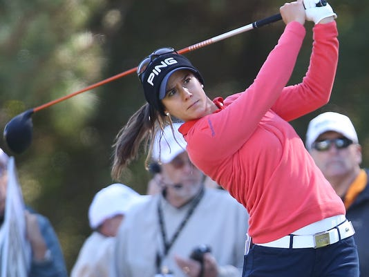 LPGA Coates Golf Championship First Round