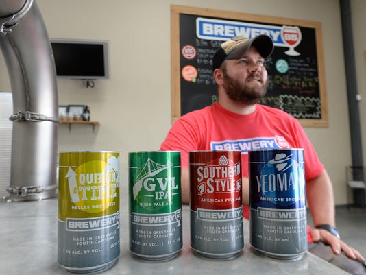 Brewery 85  starts canning