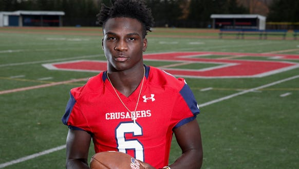 Stepinac's Trill Williams is named the 2017 Westchester/Putnam