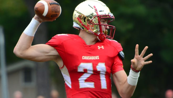 Johnny Langan and Bergen Catholic are back on top of this week's Non-Public Top 6 rankings.