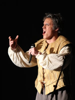 """Last year, James McCarthy of Pleasantville High School won the Metro Award for outstanding leading actor for the second straight year, for his portrayal of three roles in """"Man of La Mancha."""" The year before, he won for his role as Emile de Becque in """"South Pacific."""" This year, McCarthy played Billy Bigelow in """"Carousel."""""""