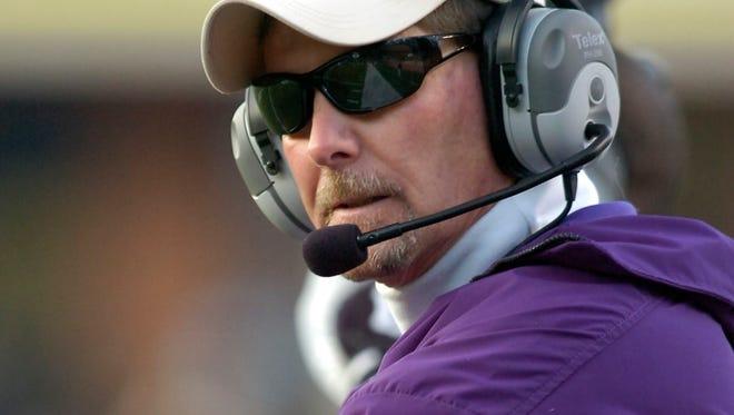 Former Western Carolina University football coach Kent Briggs is 2-3 in his first season at Cherokee.
