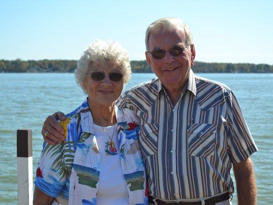 Sharon and Bill Coder