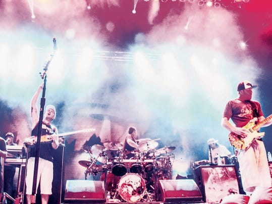 Slightly Stoopid headlines the Wind Rider Music Fest at 3:15 p.m. Saturday. Order tickets at skiapache.com/wind-rider-music-festival.