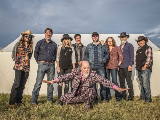 Shineyribs is among several bands at Spring Skunk Music Fest this weekend.