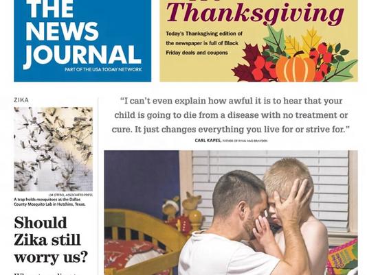 2016 TNJ Thanksgiving front