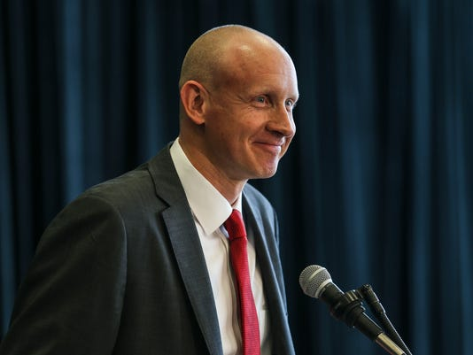 Louisville Chris Mack Introduced