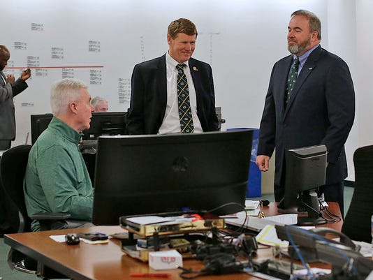 Thompson, Murphy, McCarthy
