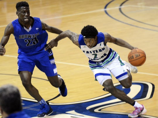 College Basketball: Broward College at Eastern Florida