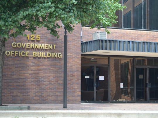 Wicomico Government Office Building. Presto.