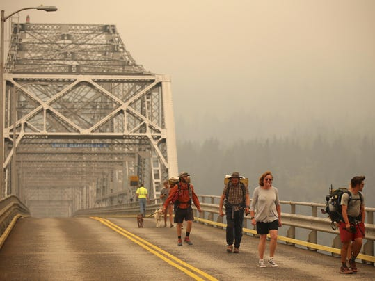 Northwest Wildfires (2)