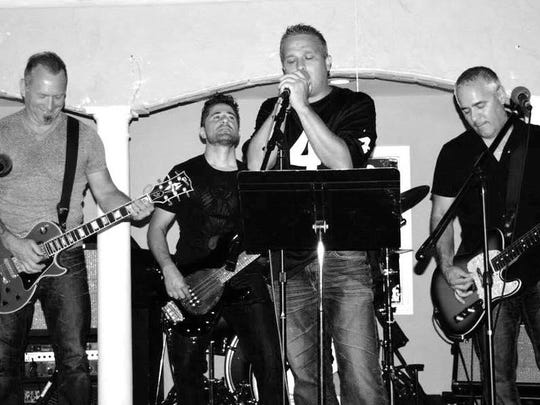 """The Union County Summer Arts Festival concert series continues on Wednesday July 18, with the band """"5 Against 1"""" taking the stage at Echo Lake Park in Mountainside."""