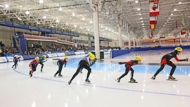 The Pettit Center offers a wide variety of speed skating opportunities for those looking to seriously pursue the sport.
