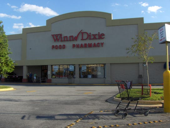 Winn Dixie is popular throughout the South.