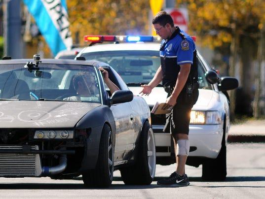Ocean City Police Prepare For H2oi Event