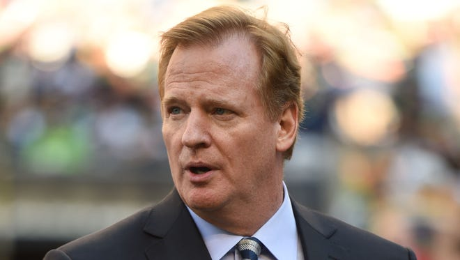 Commissioner Roger Goodell suspended Ray Rice for two games for domestic abuse and should add another four games to the penalty after new video has surfaced.