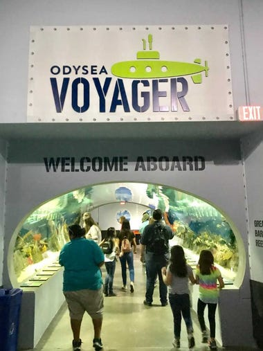 """OdySea Voyager"" opened in February inside Scottsdale"