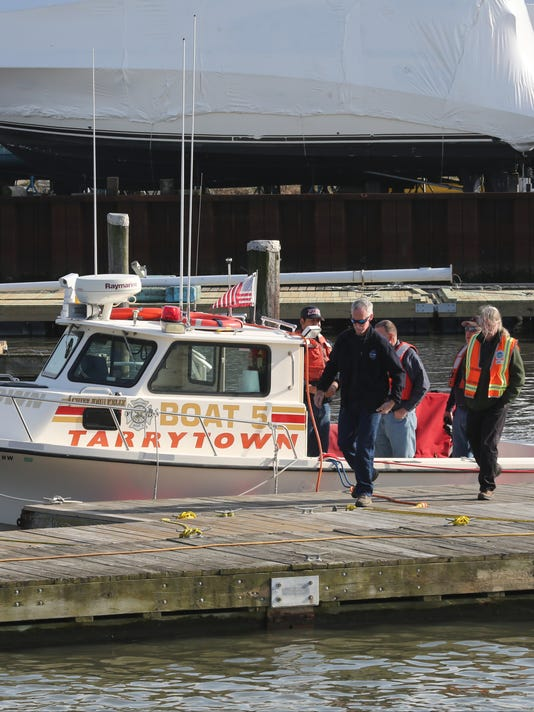 Tarrytown fire and rescue boat