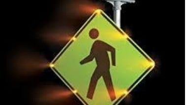 A 17-year-old was hit crossing Reading Road Tuesday evening.