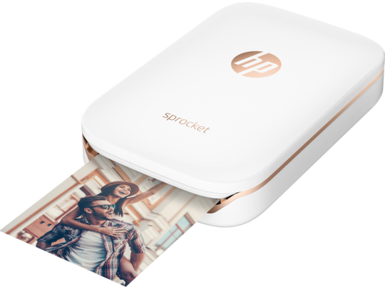 HP's Sprocket photo printer ($129.99)