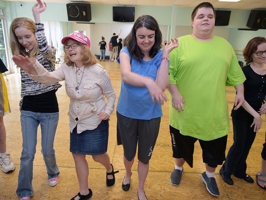 Members of Backlight Productions, a theater-arts program for adults with special needs, will be on hand to share information about the program at 7 p.m. Thursday, March 14, at the Williamson County Performing Arts Center in Franklin.