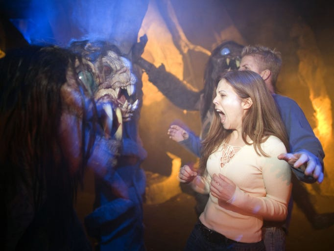 Universal Studios theme parks on both coasts present the best theme park Halloween events – and possibly the best Halloween events anywhere – in the nation.