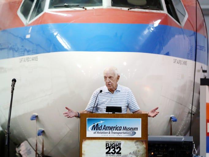 23 photos: United Flight 232 25th anniversary events