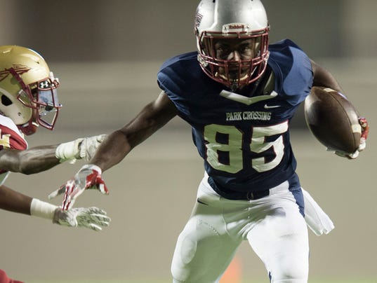 HS Football: Park Crossing vs. Russell County