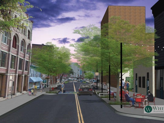 Binghamton has submitted a proposal for roughly $2 million in state funding to create a downtown arts district.