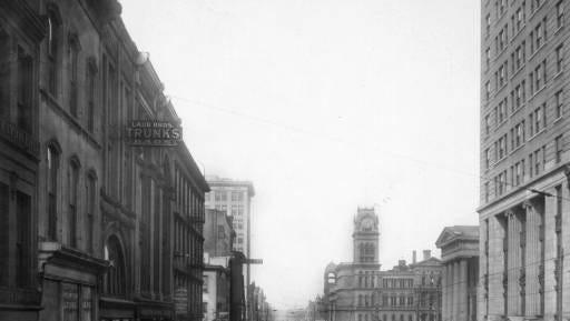 Jefferson Street, 1915