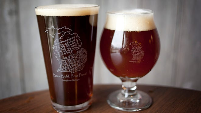 ThumbCoast Brewing Co. has released the Huron Selkie, a Scottish ale, and the Rise of the Imperialist, an Imperial IPA.