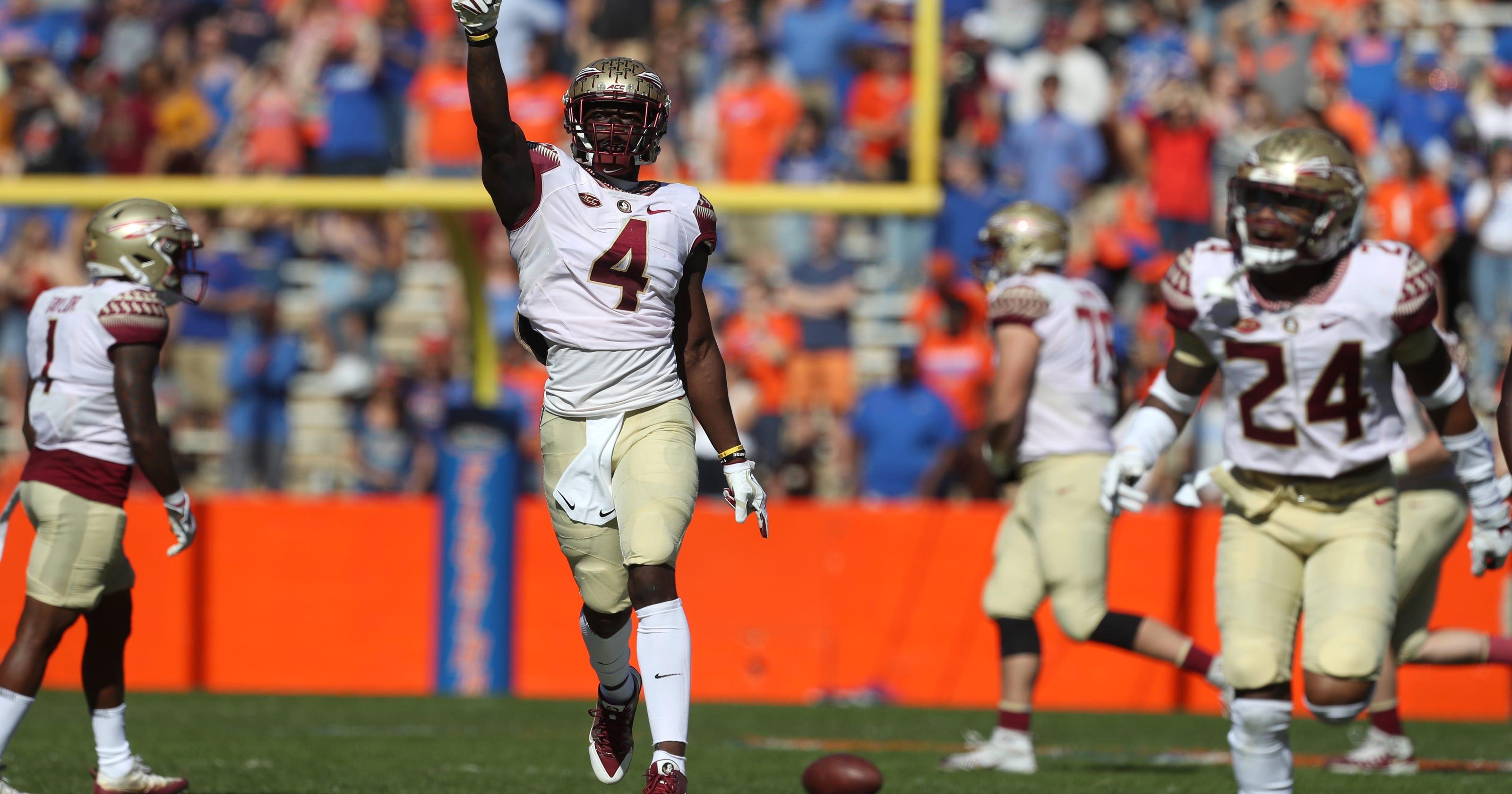 82e6627720c Florida State cornerback Tarvarus McFadden declares for the NFL draft