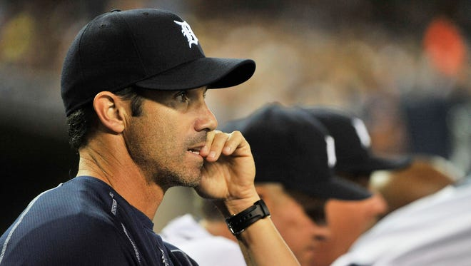 Brad Ausmus' bunch will carry a four-game losing streak into a three-game home series against Oakland that begins Tuesday.