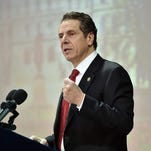 Gov. Andrew Cuomo and Democrats are pressing for a $15 minimum wage in New York by 2021. Cuomo wants to have a deal in place by April 1, the start of the new fiscal year. The measure is facing backlash and some restaurant owners have threatened that they would turn more to kiosks to replace cashiers.