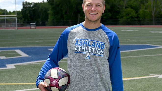 Dan Keller is the new girls soccer coach at Ashland High School.