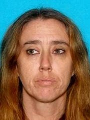 Sally Lindell, 44, is wanted in connection with over $30,000 in forged checks.