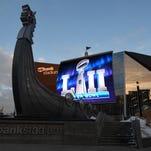 U.S. Bank Stadium ready for Super Bowl closeup