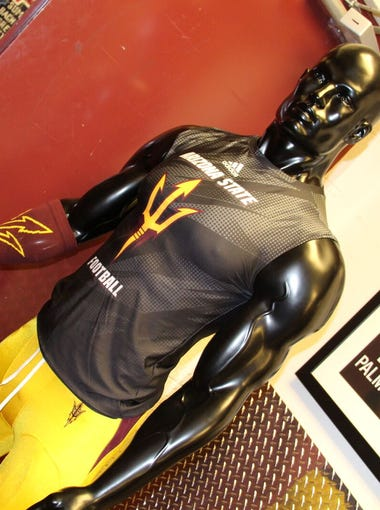 ASU performance tee.