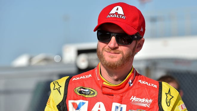 Dale Earnhardt Jr. will miss half the season because of a concussion suffered in June.
