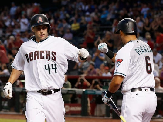 Paul Goldschmidt, David Peralta