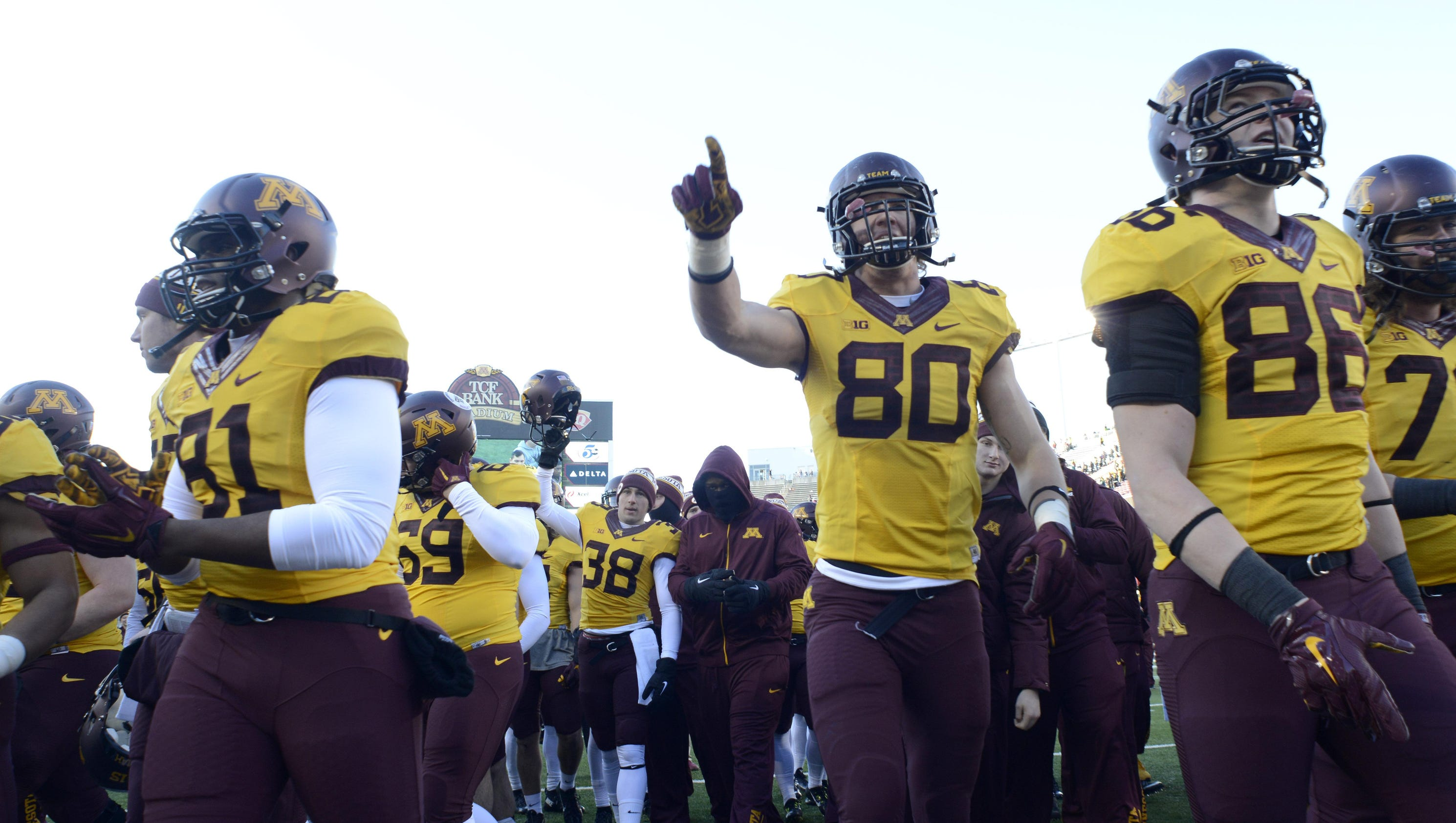 gophers gob top 5 - photo #16